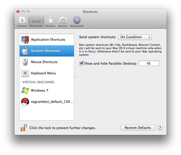Capslock Keyboard Layouts Switching In Parallels Desktop