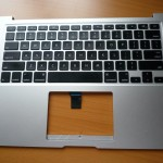 "MacBook Air 13"" mid-2011 top case with US keyboard layout (flooded)"